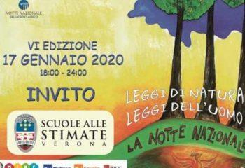 invito stimate Notte Classico 2020 in evidenza