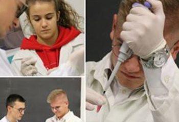 laboratorio studenti